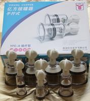 Вакуумные банки с вентилем (8 шт)