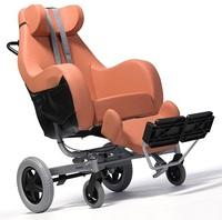 Кресло-каталка Vermeiren Coraille для дома и улицы