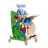 Кресло многофункциональное для детей с ДЦП и детей-инвалидов BINGO (VITEA CARE) мод.DRVRX, VCWB001