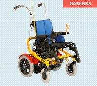 Кресло-коляска Отто Бокк Skippy с электроприводом, для детей (30-38 см)