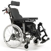 Кресло-коляска для передвижения дома и на улице Vermeiren «Inovys II»