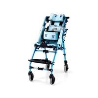 Кресло-коляска детская (трость) Титан LY-710-9003 (шир. сид. 38 см) цвет розовый