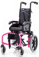 Кресло-коляска детская Титан LY-710-BS (шир. сид. 30 см) цвет розовый