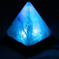 Солевая лампа Пирамида USB