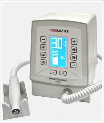 Аппарат для педикюра со встроенным пылесосом, Podomaster Professional