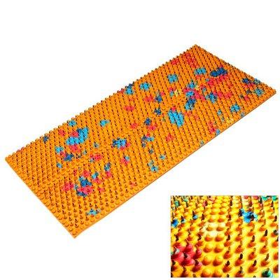 Аппликатор Ляпко коврик малый, размер 137 х 237 мм, шаг игл 6.0 мм