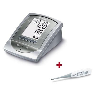 Тонометр Beurer BM16 + Термометр Beurer FT15