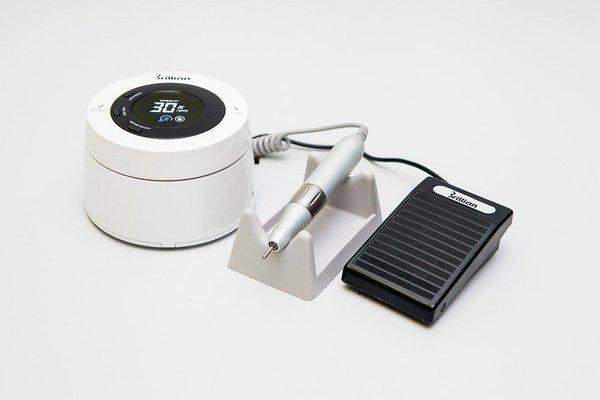 Аппарат для маникюра и педикюра Brillian White (с педалью в коробке)
