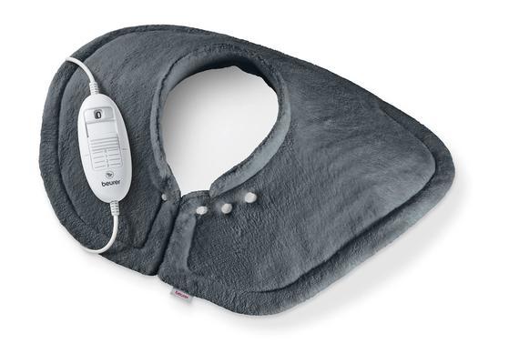 Электрогрелка Beurer HK54 для шеи и плеч серая