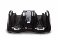 Массажер для ног с персональным режимом Foot Massage Plus FITSTUDIO (черный) 210:D