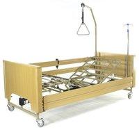 Кровать электрическая Мед-Мос YG-1 (КЕ-4024М-23)ЛДСП5функций (200*140 см) с матрасом