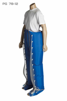 Манжета Pulsepress 12-секционная-Комбинезон макс.обхват в талии 130 см, макс. обхват ноги 80 см.