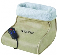 Массажер электрогрелка для ног ZENET ZET-760