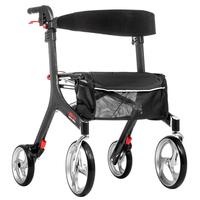 Роллаторы на четырех колесах Ortonica XR 104 Carbon Edition