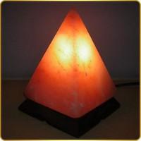 Солевая лампа ПИРАМИДА 2,2-2,55 кг