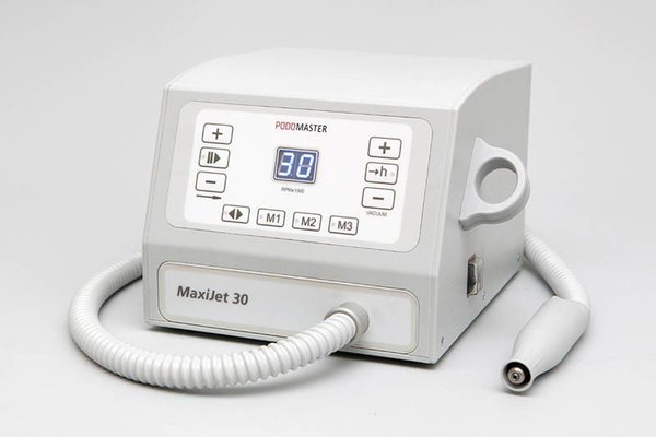 Аппарат для  педикюра со встроенным пылесосом, Podomaster MaxiJet 30