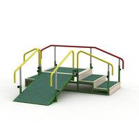 Горка для ходьбы с регулировкой высоты СН-70.02 для детей