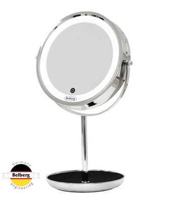Зеркало косметическое с подсветкой Belberg BZ-04 7-кратное увеличение