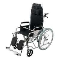 Кресло-коляска Barry R5 (ширина сидения 46 см) с высокой спинкой